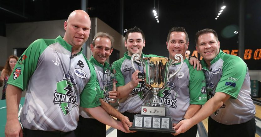 Dallas Strikers repeat as L.L.Bean PBA League Elias Cup champions