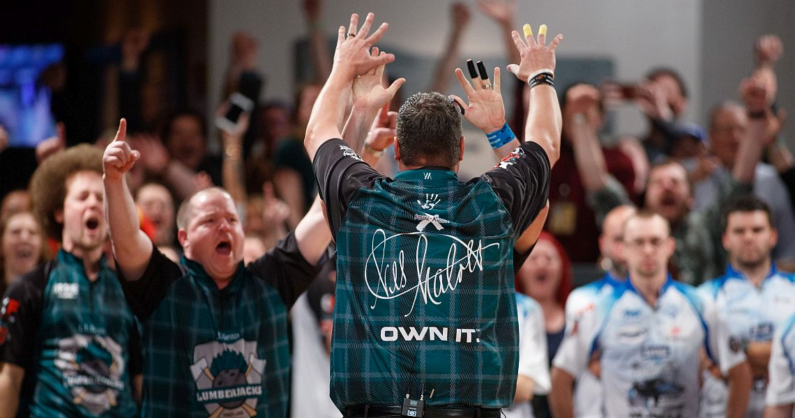 Portland, Silver Lake advance to L.L.Bean PBA League Semifinals