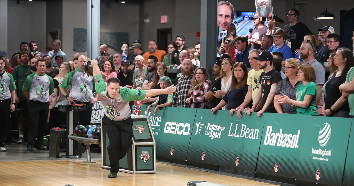 Dallas, Portland advance to L.L.Bean PBA League Elias Cup Finals
