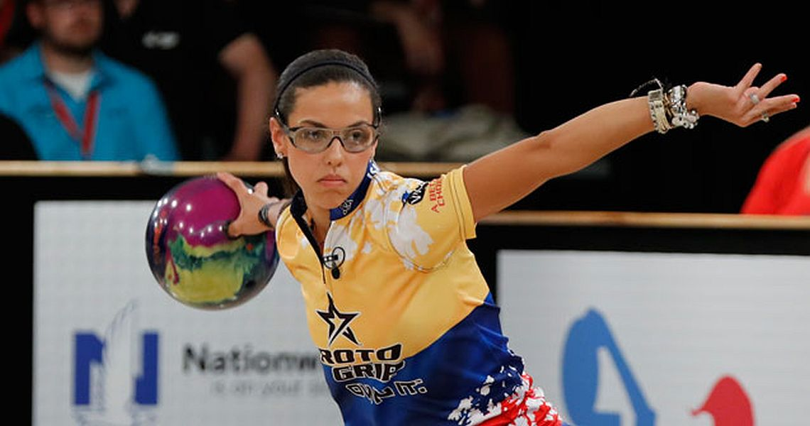 Rocio Restrepo stays undefeated at 2017 USBC Queens
