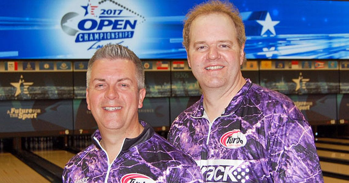 Emotional journey ends atop Team All-Events standings at USBC Open Championships