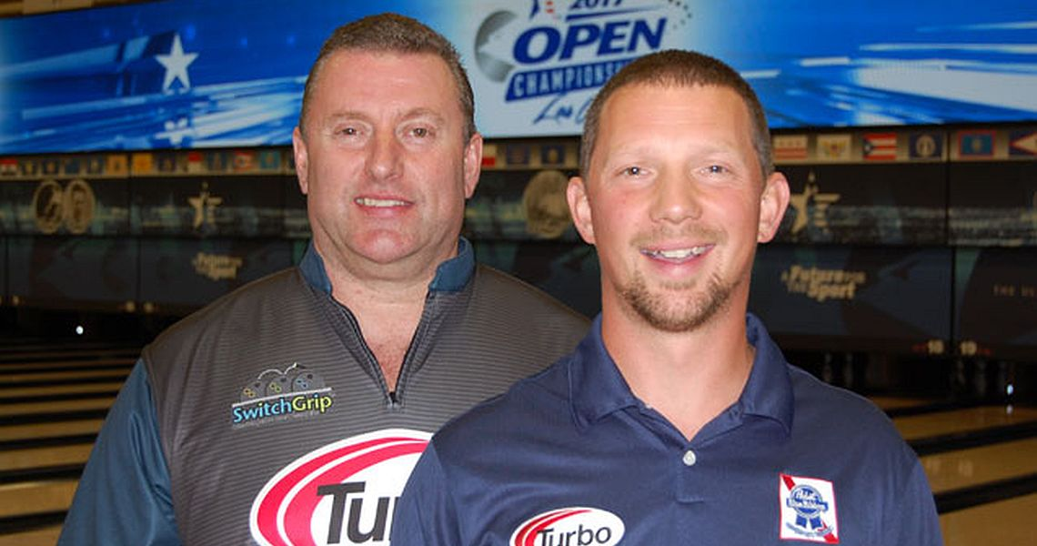 New friends lead Regular Doubles at 2017 USBC Open Championships