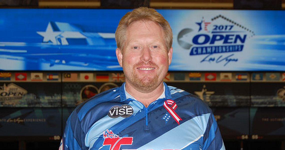 Mitch Beasley rolls perfect game at USBC Open Championships