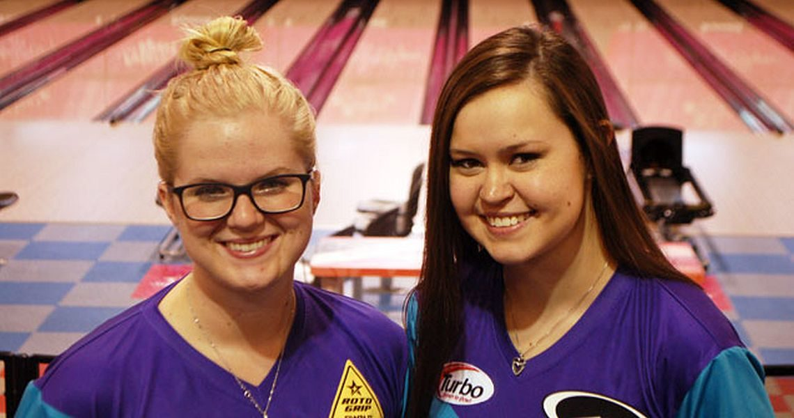 Former Junior Team USA members lead at 2017 USBC Women's Championships