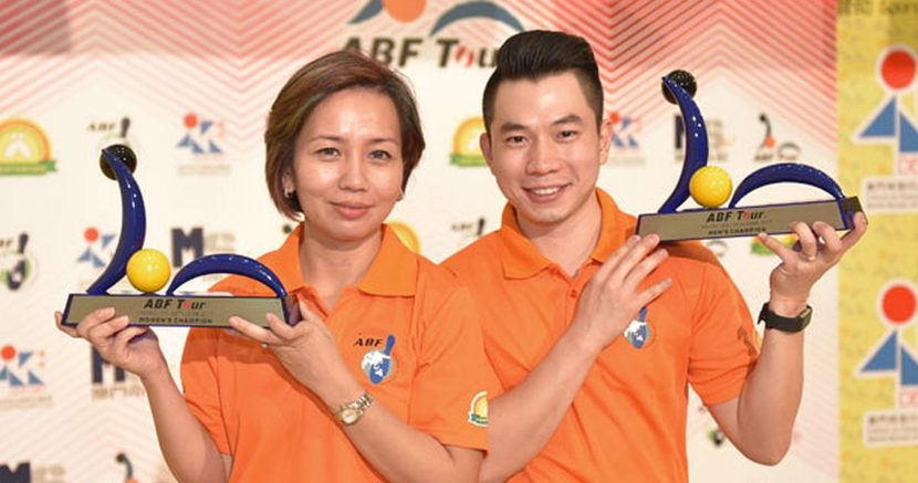 Putty Armein, Adrian Ang pick up victory in ABFT Macau leg