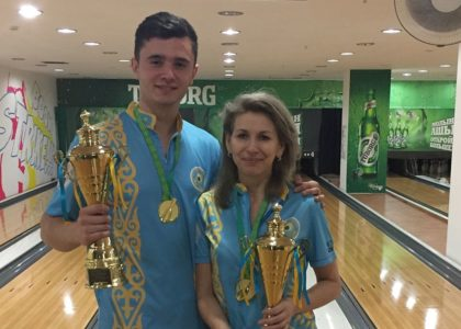 Natalya Mandritsa, Ilya Orlov win 2017 Kazakhstan Cup