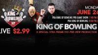 Will Jones remove Malott's crown in King of Bowling duel?