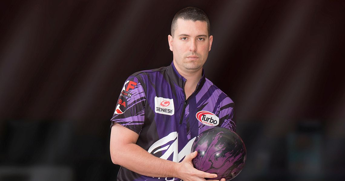 Ryan Ciminelli joins the MOTIV Bowling PBA Tour Staff