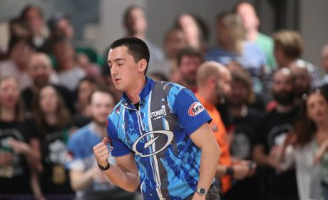 Zulkifli, Kent first-round leaders in PBA Oklahoma Open