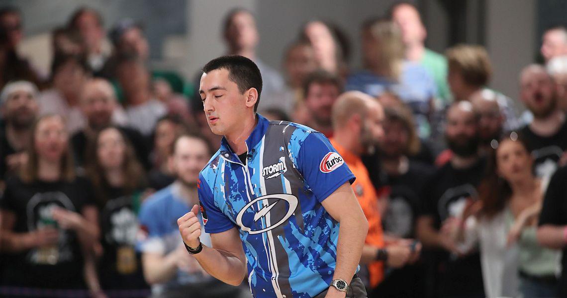 Zulkifli, Kent first-round leaders in PBA Oklahoma Open