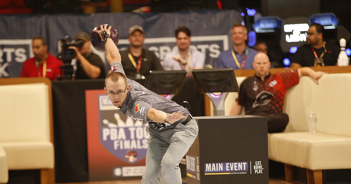 Tackett, Belmonte to meet in Main Event PBA Tour Finals finale