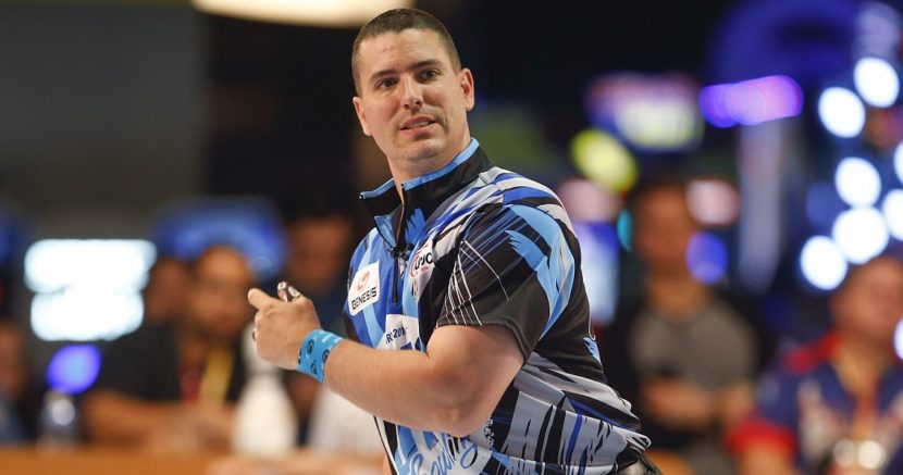 Ryan Ciminelli races into PBA XF Greater Jonesboro Open lead