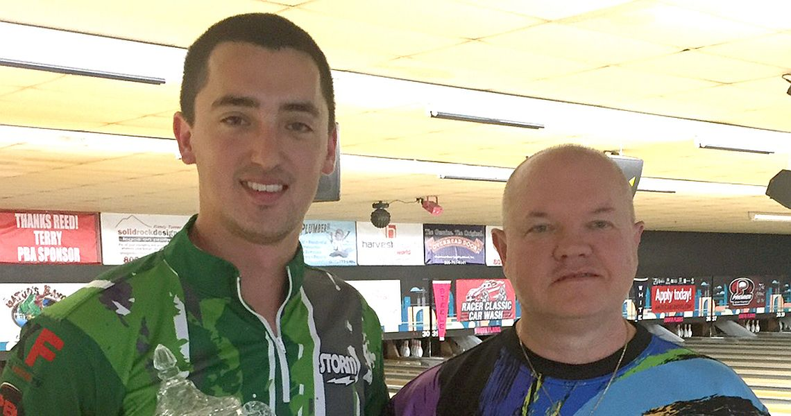 Marshall Kent wins PBA Xtra Frame Lubbock Sports Open