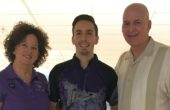 Rookie Matt Sanders wins PBA XF Billy Hardwick Memorial Open