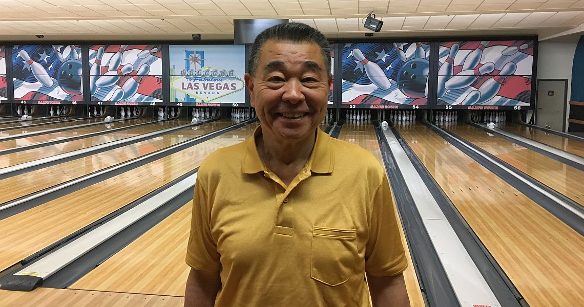 Junichi Yajima leads in title defense at 2017 Super Senior Classic