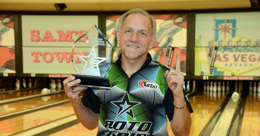 Ron Mohr finds redemption with win at 2017 Super Senior Classic