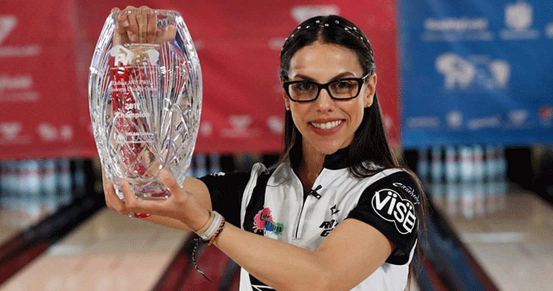 Rocio Restrepo wins first title of 2017 PWBA Tour season