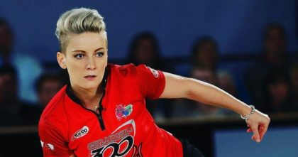 Diana Zavjalova reigns as May IBMA Bowler of the Month