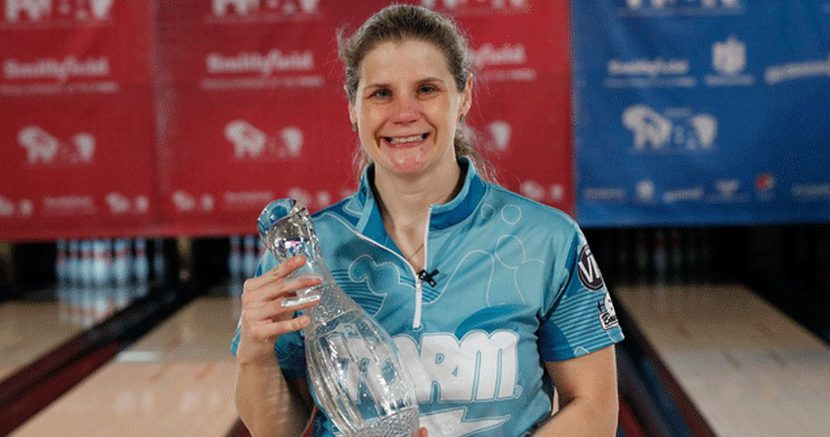Kelly Kulick finally wins her first PWBA title since Tour's relaunch