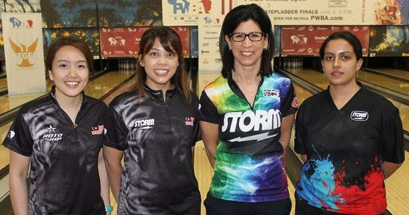 Team Malaysia earns top two seeds for 2017 PWBA Wichita Open