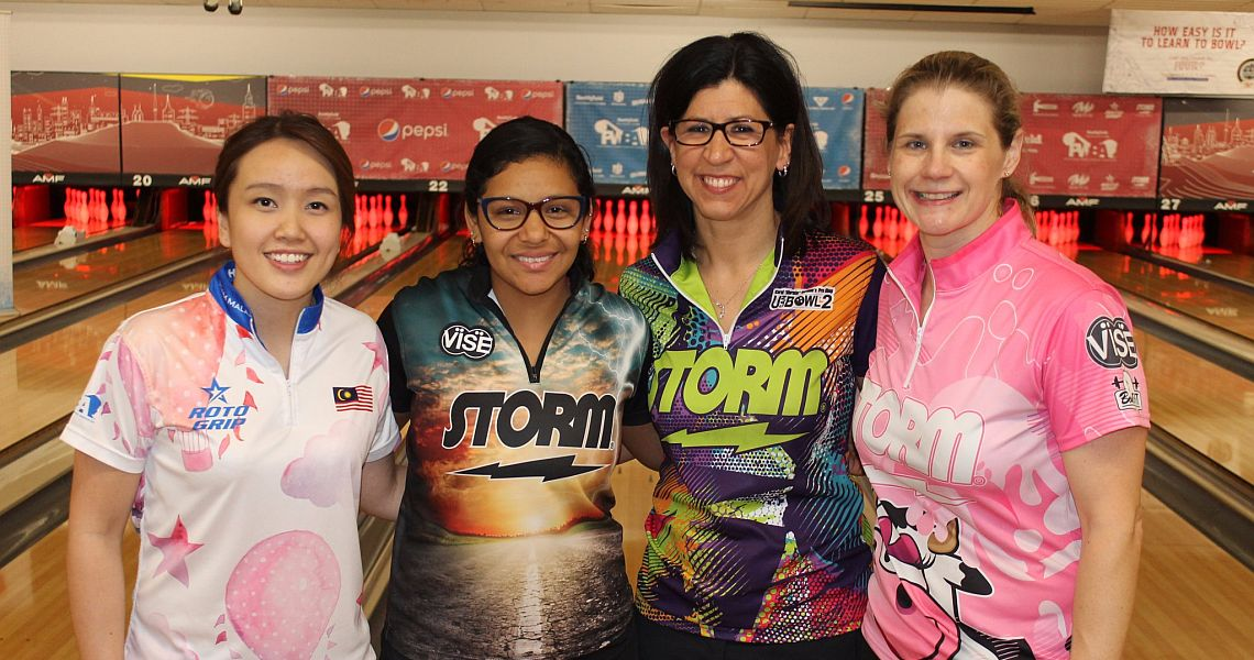 Malaysia's Sin Li Jane earns top seed at PWBA Lincoln Open