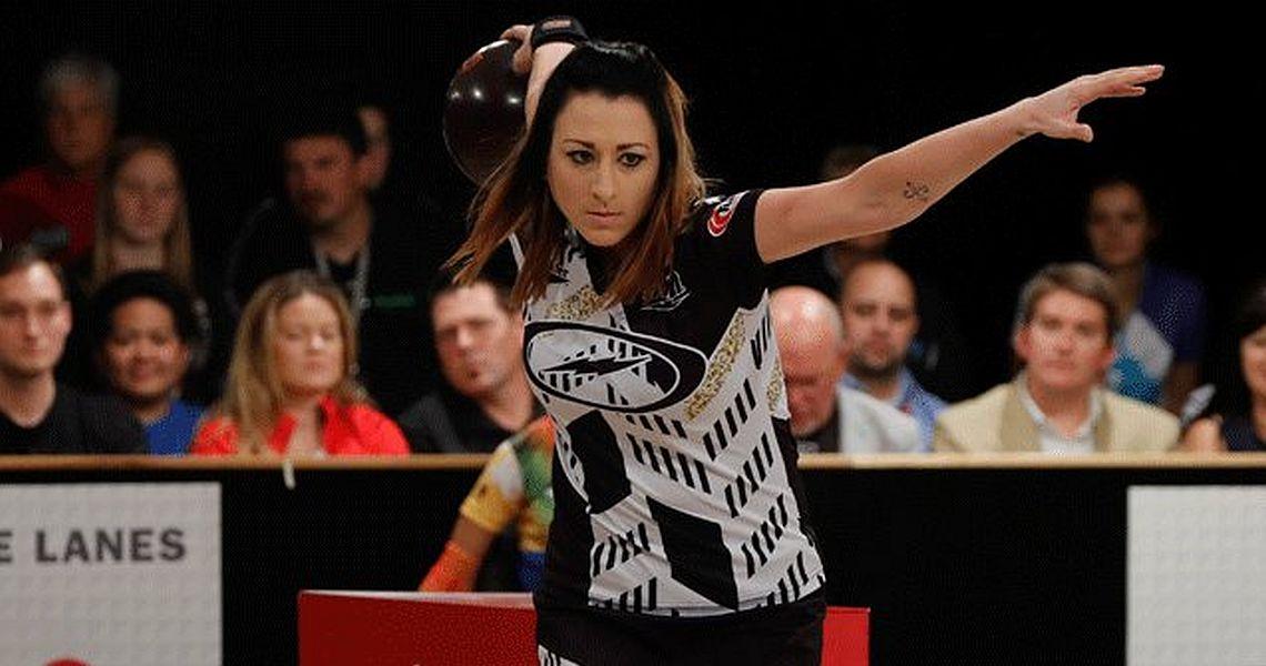 Boomershine leads after opening day at PWBA Players Championship ...
