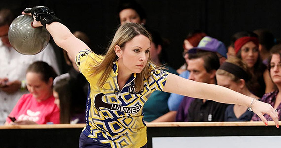 Stefanie Johnson ready for homecoming at 2017 PWBA Orlando Open
