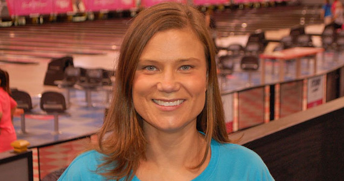 First-year member takes Topaz lead at 2017 USBC Women's Championships