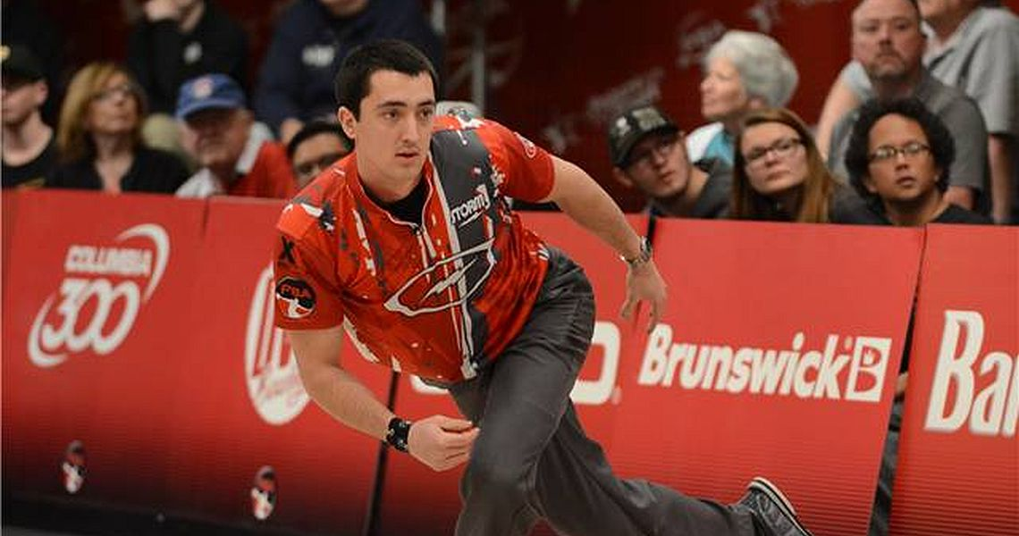 Marshall Kent takes World Bowling Tour men's points lead