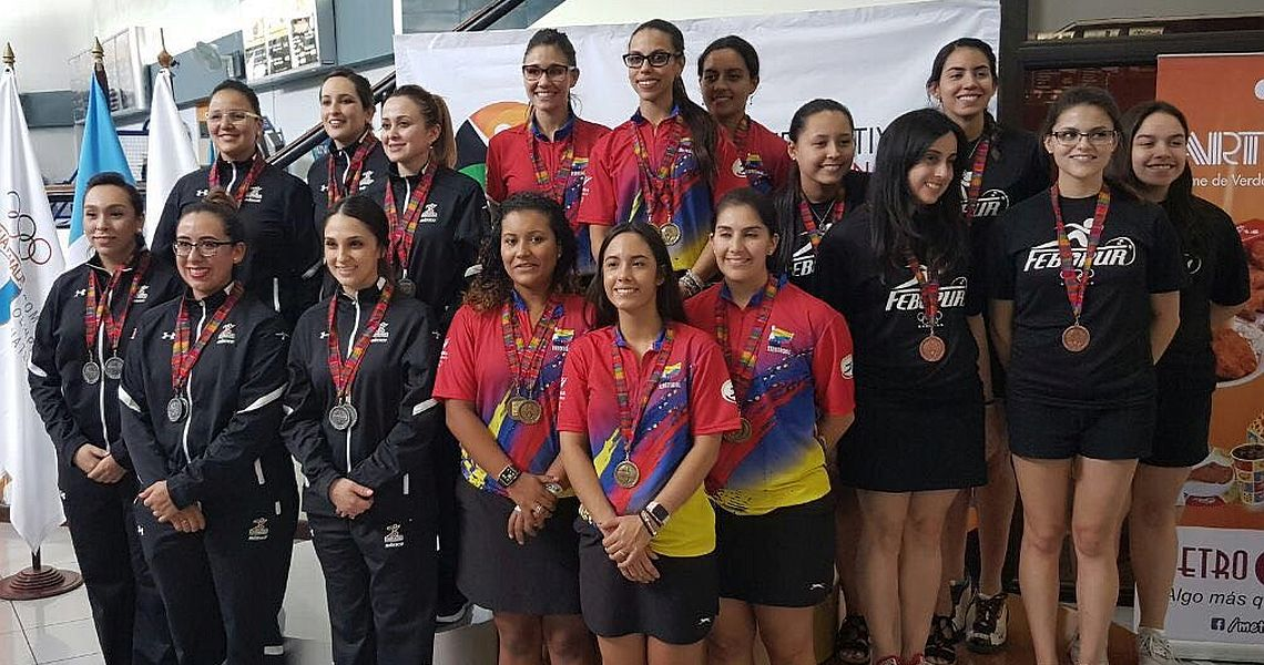 Puerto Rico, Colombia win prestigious Team titles in Concecabol