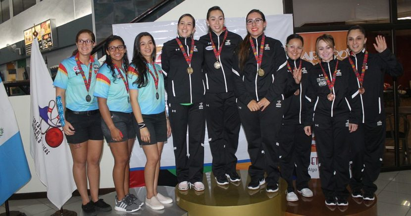 Puerto Rican men, Mexican women take gold in Trios at CAC Championship