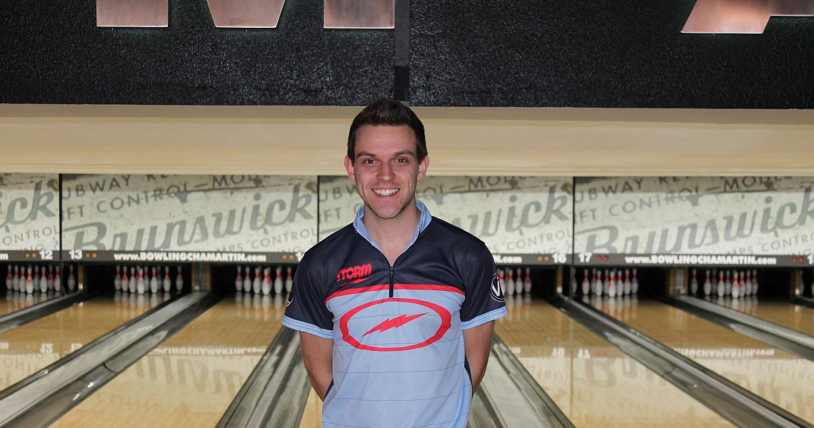 Francois Lavoie jumps into second place at Brunswick Madrid Challenge