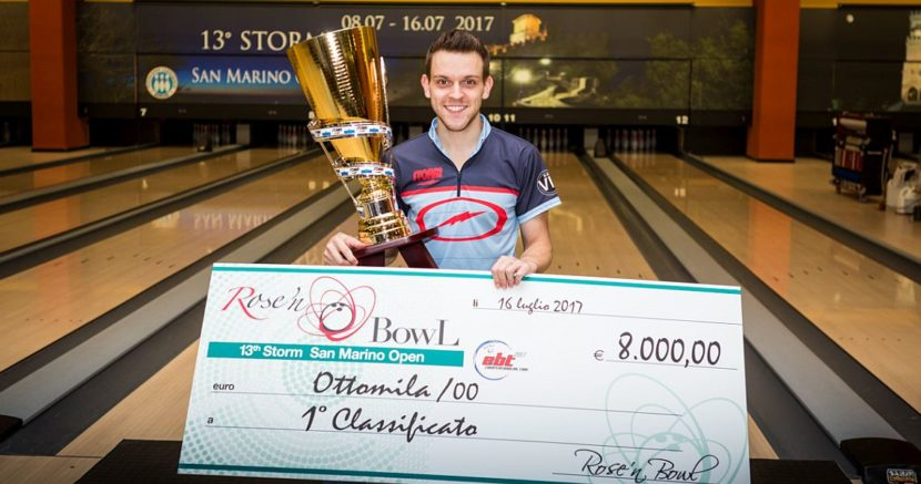 Francois Lavoie wins San Marino Open for back-to-back EBT titles