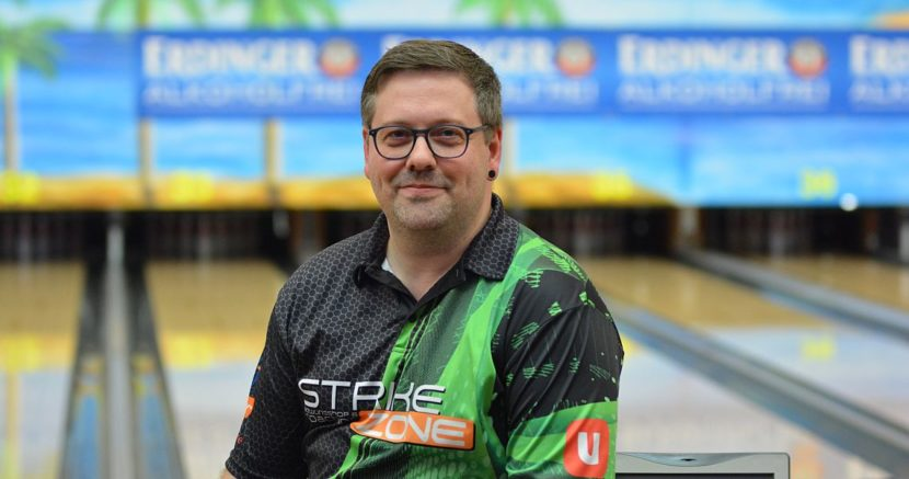 Bodo Konieczny wins qualifying at Track Dream-Bowl Palace Open