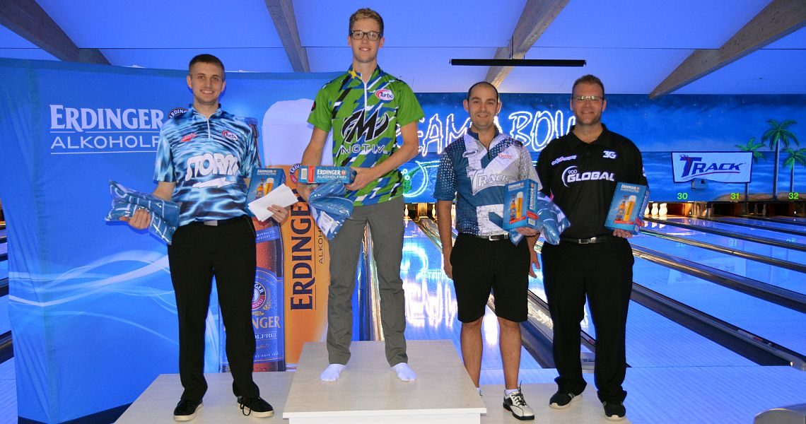 Pontus Andersson wins Track Open for first EBT title