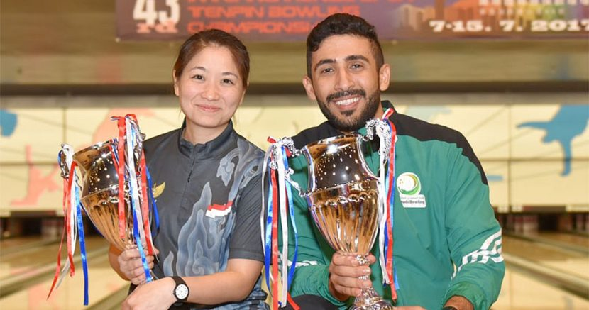 Tarrad, Limansantoso win 43rd Hong Kong International from top seed