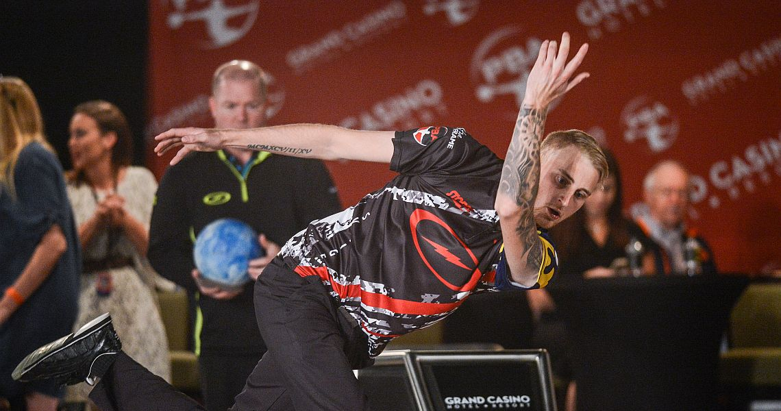 Jesper Svensson advances to championship round at PBA Oklahoma Open