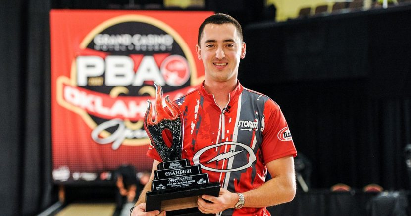 Marshall Kent outlasts Chris Barnes to win PBA Oklahoma Open