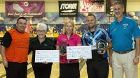 Beauties vs. Beasts special event to kick off mixed doubles event
