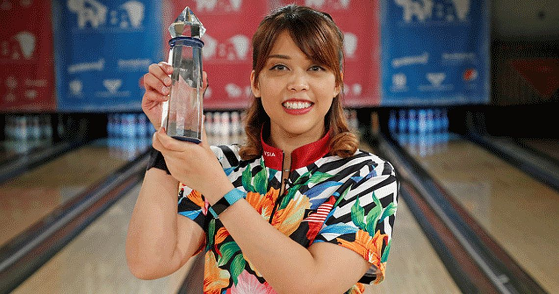 Siti Safiyah makes history with victory at PWBA Wichita Open