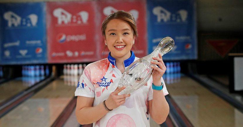 Malaysia's Sin Li Jane wins 2017 Pepsi PWBA Lincoln Open