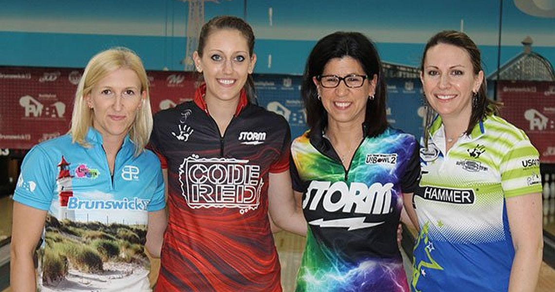 Germany's Birgit Pöppler top seed in PWBA Orlando Open finals
