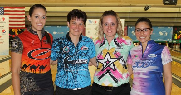Danielle McEwan earns top seed at Nationwide PWBA Rochester Open