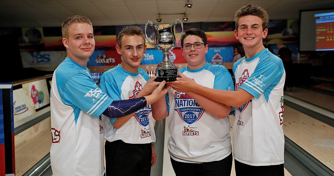 Midwest team captures U15 title at 2017 USA Bowling National Championships
