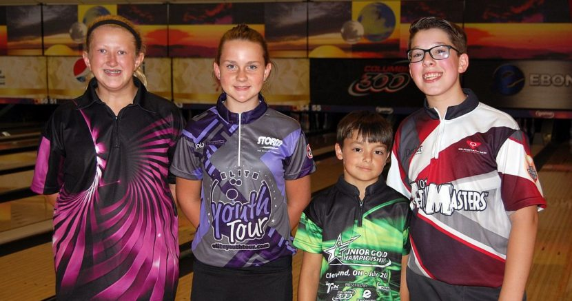 U12 finalists set at 2017 Junior Gold Championships