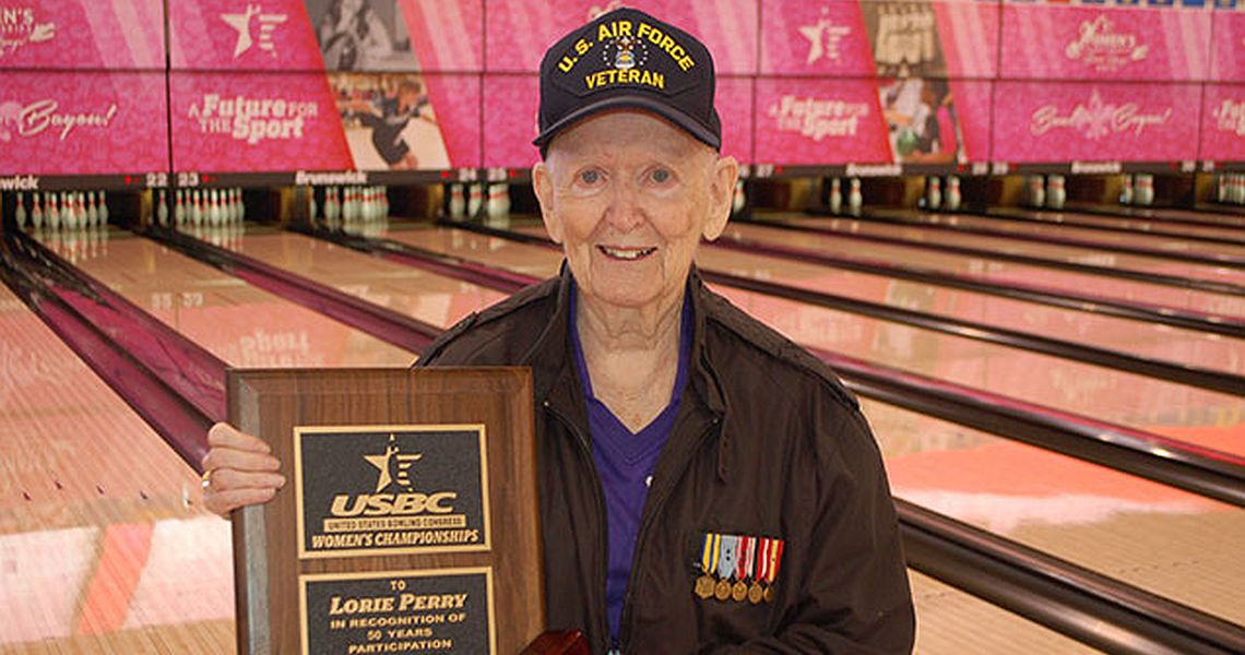 Arizona bowler reaches 50 years at USBC Women's Championships