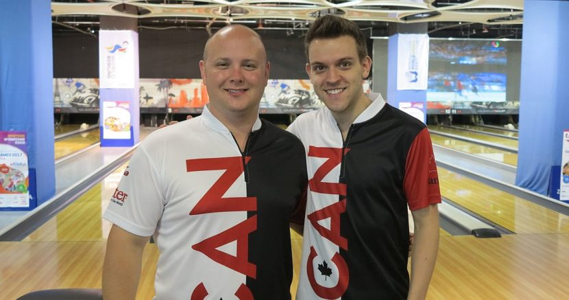 Canada defeats Venezuela to win gold in Men's Doubles at World Games