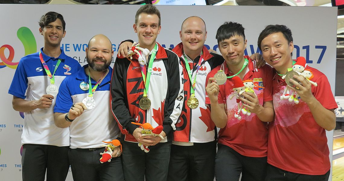 Canada's MacLelland, Lavoie win Doubles gold at World Games