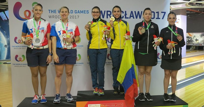 Colombia wins gold in all-PABCON Women's Doubles finals