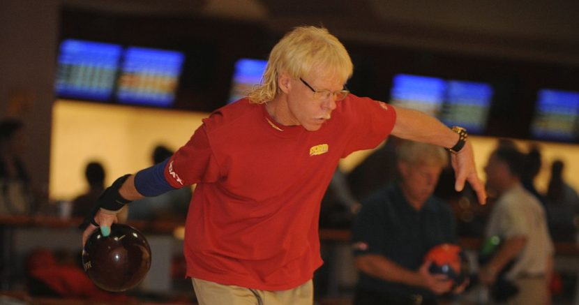 Kenny Parks takes over lead at PBA60 Dick Weber Championship